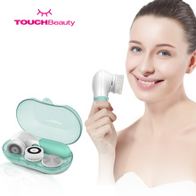 TOUCHBeauty manufacturers electric facial acne exfoliating Cleaning wash brush facial cleansing brush