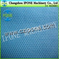 friendly 100 pp nonwoven polyester spunbond non woven fabric for wet wipes China Supplier