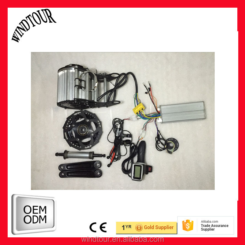 electric bicycle conversion kit from China with 500w/800/1000w motor