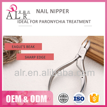 2017 hot sale best toe finger cuticle nail nippers With Bottom Price