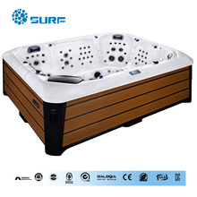 The best spa pool manufacture in china guangdong sanitary equipment