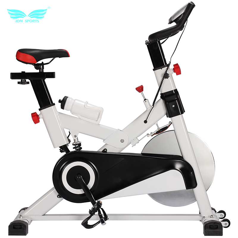 Indoor Fitness Gym Workout Women Cycling Bike Stationary Exercise Bicycle
