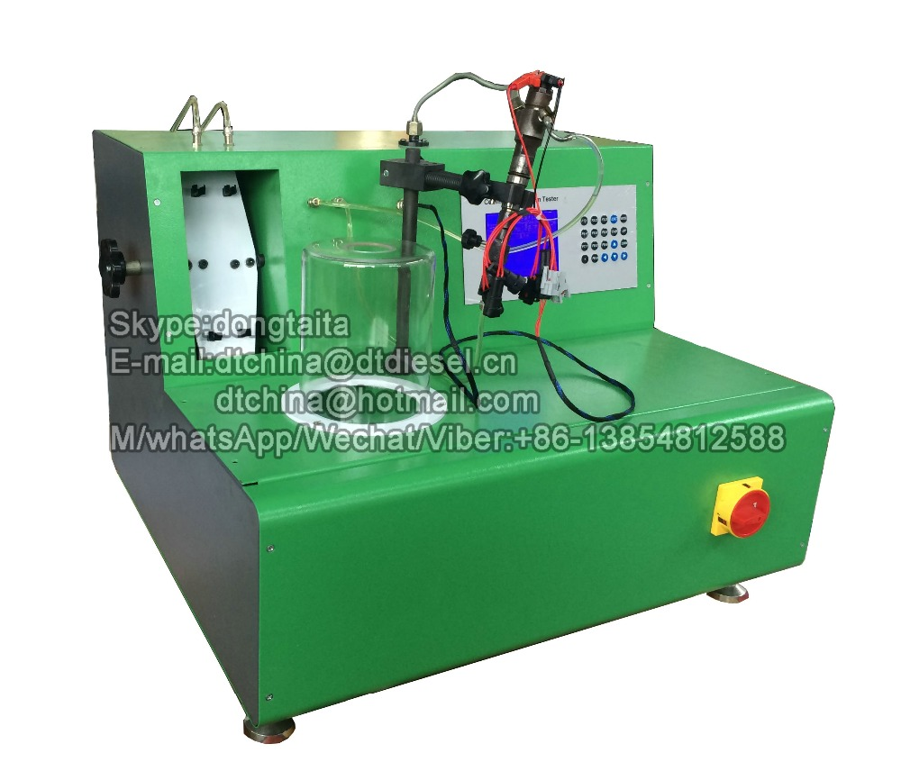 EPS200/DTS200 Common Rail injector Test Bench EPS200 for repair injectors Common Rail