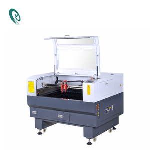 Fast co2 laser wood engraving cutting marking machine for nonmetal
