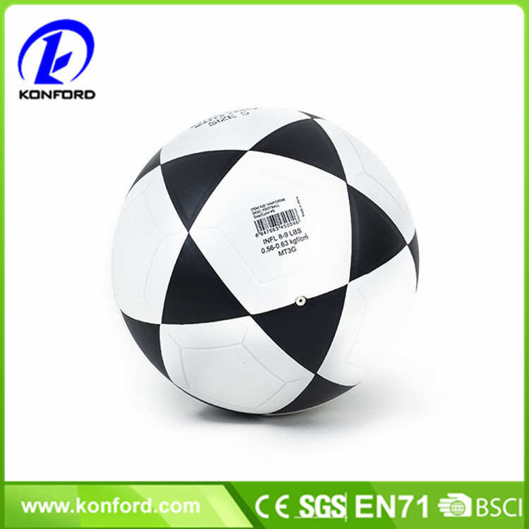 Wholesale Price pvc pu Traditional Seamless Laminated football