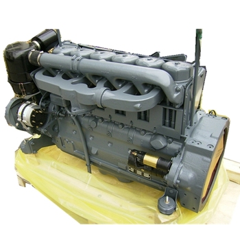 Air cooling Deutz F6L912T engine use for generator set