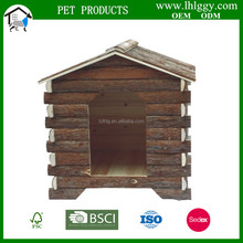wood/ wooden Dog kennel