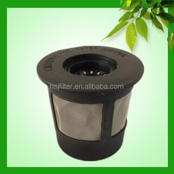 Top grade high technology new plastic coffee filter stainless steel mesh