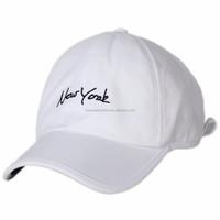 Black white New York baseball cap bone snapback cap brand baseball cap gorras New York Black hats for men ny casquette hat
