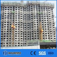 Easy To Move safety device for construction material elevator/hoist /lift