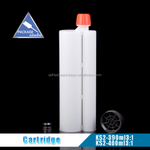KS-2 390ml 3:1 Epoxy Resin Adhesive and Silicon Cartridge