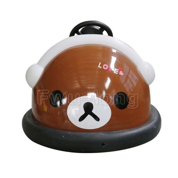 Hot Sale Cheap Remote Control Battery Powered Electric Animal Bumper Drift Car,kiddie ride,kids ride on toy car