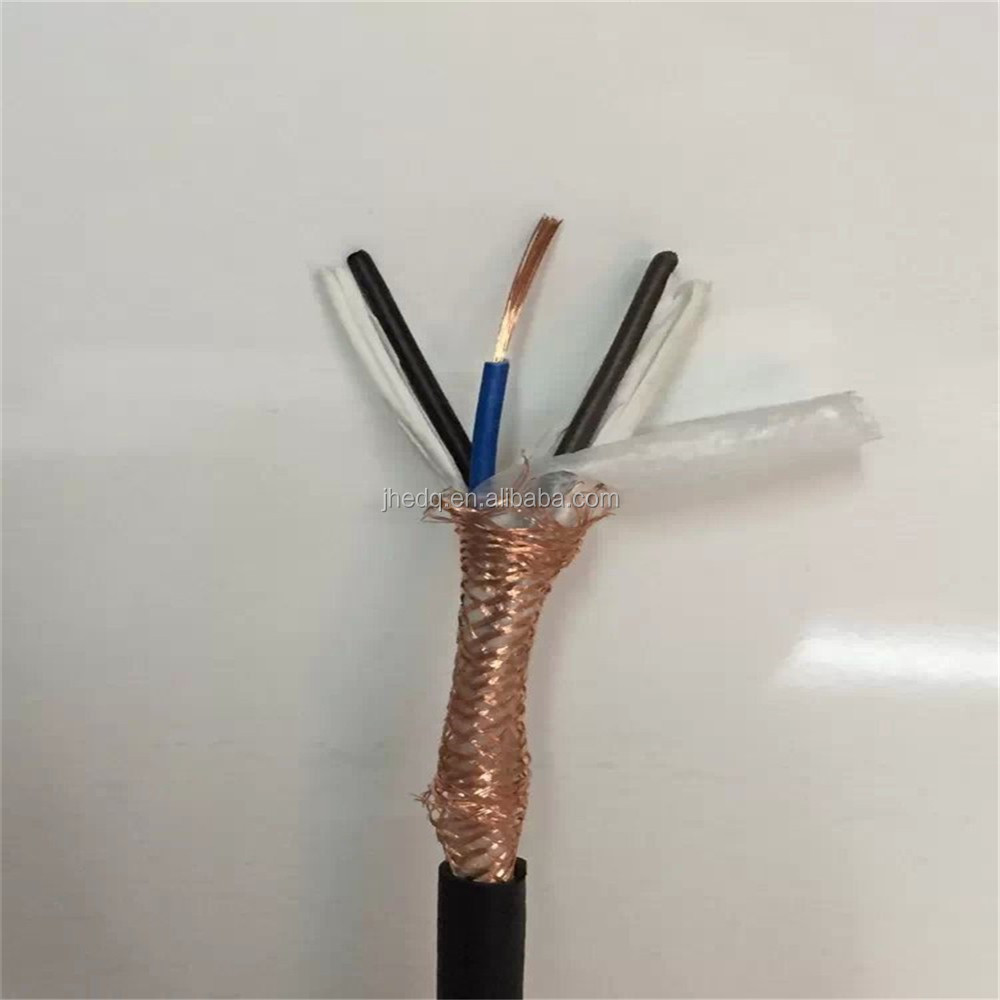 tinned copper braid shielding cable