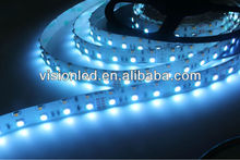 24V 15mm pcb multi color led strip light with remote controller