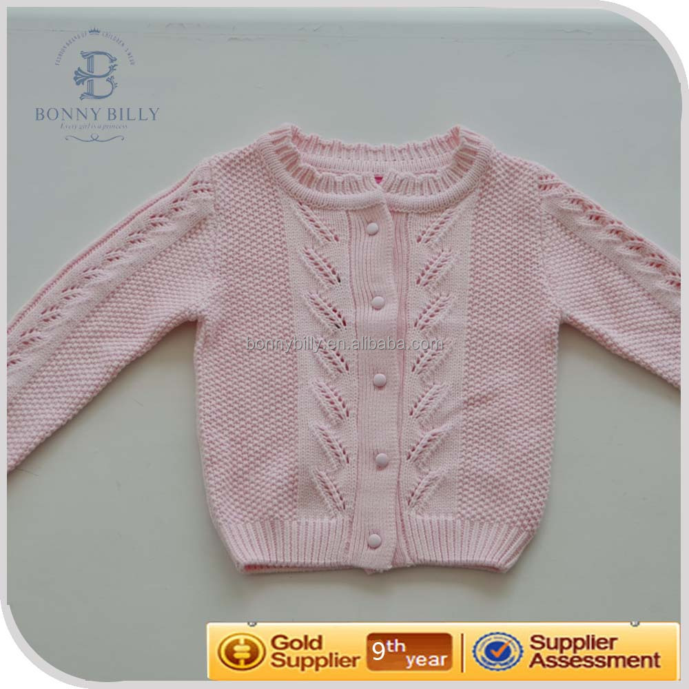 Bonnybilly knitted sweaters for kid,girl boutique wholesale sweater