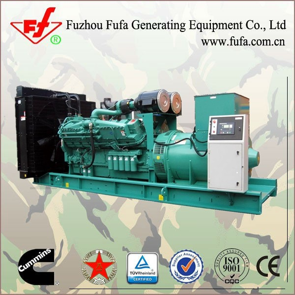 price of 800kva diesel generator with <strong>Origin</strong> Cummins engine