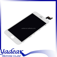 12 months warranty lcd screens for iphone 6s+ glass display