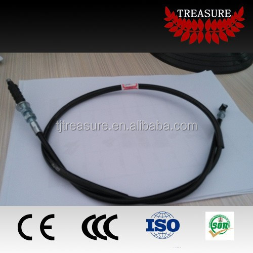 cluth cable/spare parts motorcycle cd70/motorcycle accelerator cable