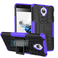 Trending hot products 2016 2 in 1 shockproof tpu+pc hard armor case with stand for one plus 1/2/3