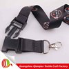 plastic buckle breakaway snap hook lanyard
