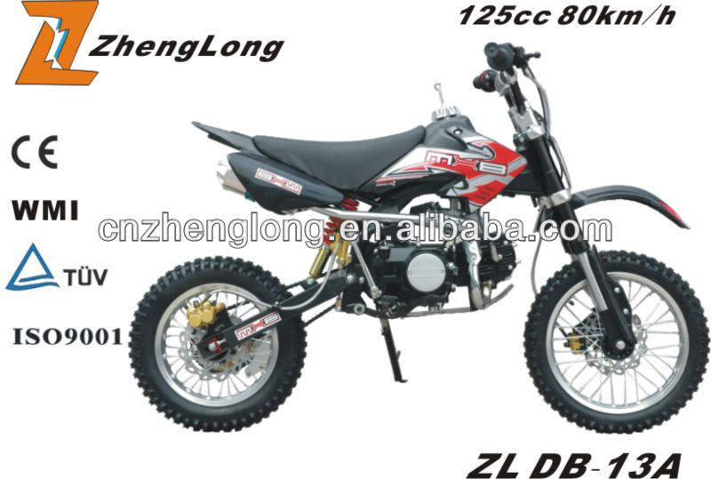 Dirt bike 125cc enduro