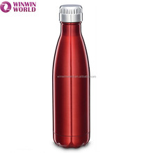 34 oz Double Wall Vacuum Insulated 18/8 Stainless Steel Water Bottle Cola Thermos Bottle Keeps cold up to 24 hours
