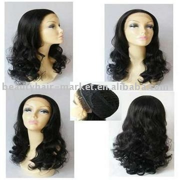 "Synthetic Lace front Wig, Lady's Wig 12-26"" all color"