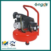 1HP 0.75KW 8L cheap price household air compressor