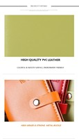 unique coloring supplier all sizes pu leather card holder