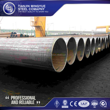 Carbon Black Steel Pipe API 5L PSL1 X46 water pipe price