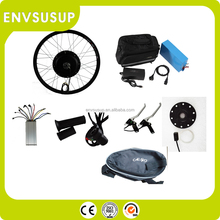 2016 20 inch 1500watt 48v ebike conversion kit with battery