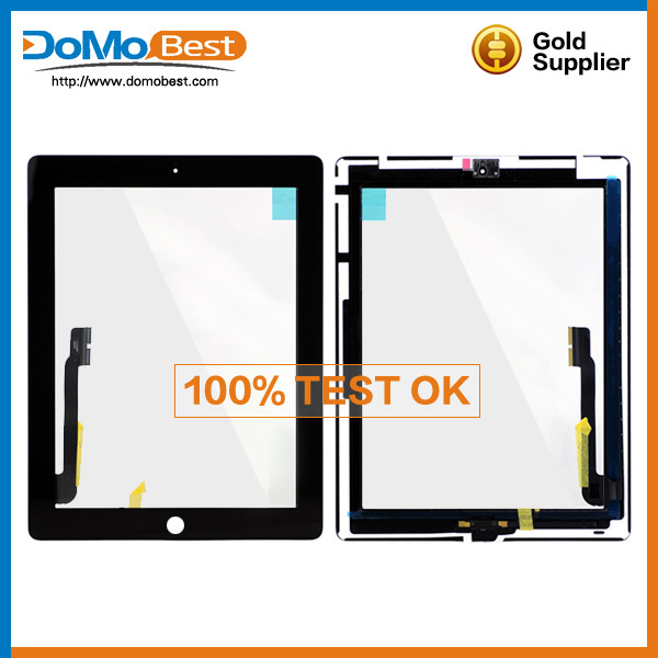 For Apple iPad 4 Touch Manufacturers,the Best Quality at Competive Price