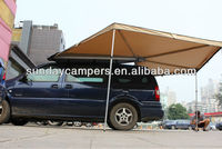 4x4 accessories car side awning,foxwing awning