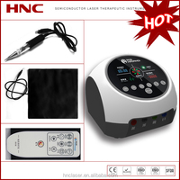 Electronic physiotherapy device high potential therapy machine for insomnia, headache, osteoarthritis, back pain relief
