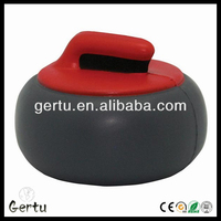 pu foam curling shape stress balls