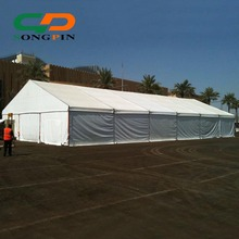 Long life Span Outdoor Industrial warehouse Tent 15x30m for sale