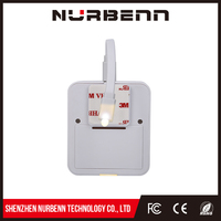 China manufacturer Low noise multifunctional night light alarm clock of China