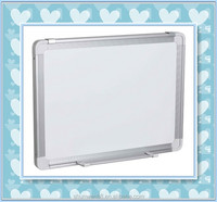 No-glitter whiteboard sheet standard size Aluminium frame magnetic writing board for school