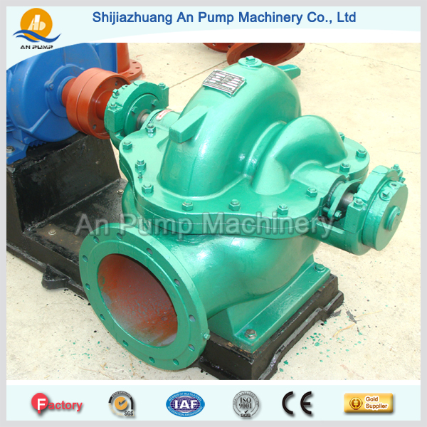 Split case siemens electric agriculture 20 inch water pump