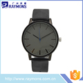Manufacturer Supplier China leather strap fashion wrist watch from famous supplier
