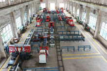 Numerical Automatic Pipe Spool Fabrication Production Line