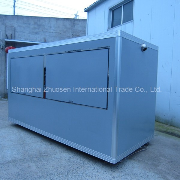 Top Quality Electric Catering Fast Food Transport Vehicle