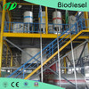 High performance biodiesel processing equipment for rapeseed oil to biodiesel