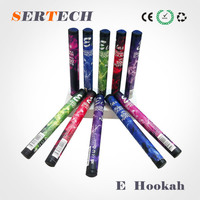 Cheap pack ! hot selling 500 puffs portable e hookah shisha pen,smooth e hookah pen for sale ,Best price