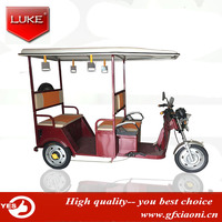 850W Indian electric rickshaw/electric passenger auto rickshaw/electric tuk tuk china