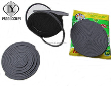 Factory New Stock Cheapest 140MM 150MM High Quality Natural Plant Fiber Mosquito Coil