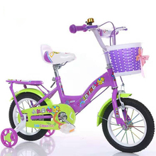 South American market bicycle kids with tool box 16 Inch children's bicycle cartoon kids bicycle with steel frame