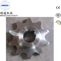 Plate wheel/A type excavator standard sprocket for hot sale