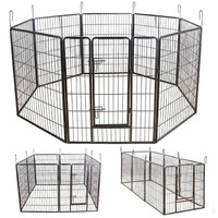 2016 best selling products foldable dog playpen/pet fence/dog enclosure