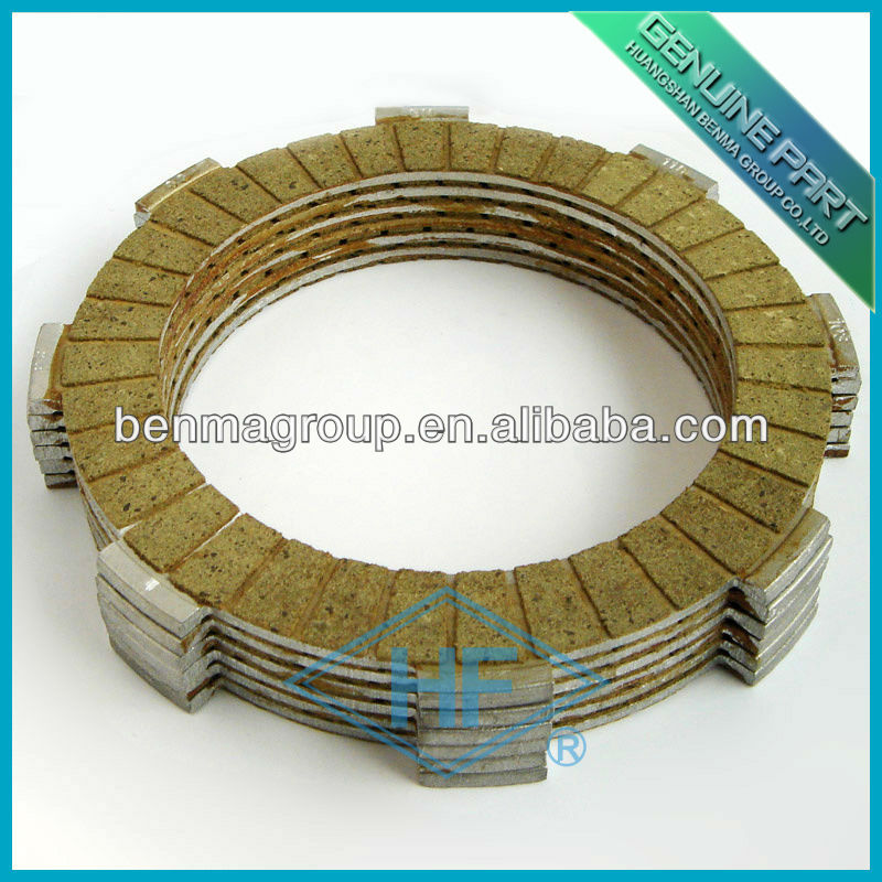 three wheeled motor vehicle clutch disc in super quality, No rushing,No Shake-HF